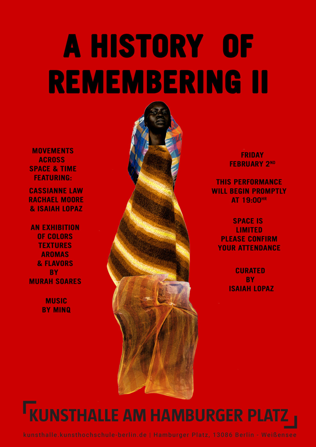 A History of Remembering II - CITIZEN NOIR
