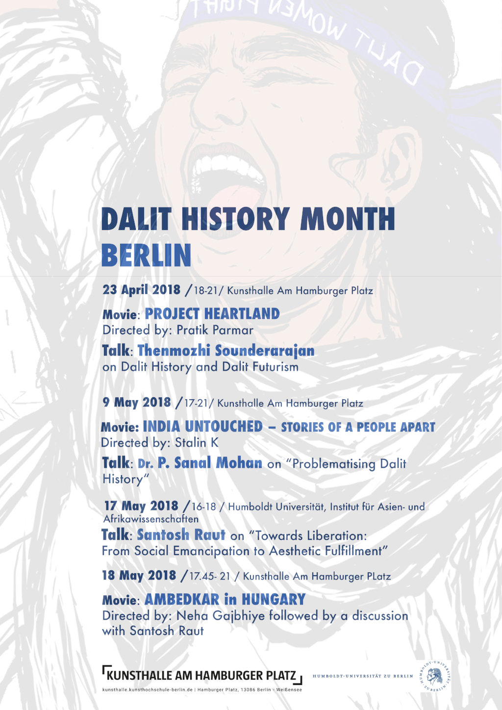 Dalit History Month Berlin