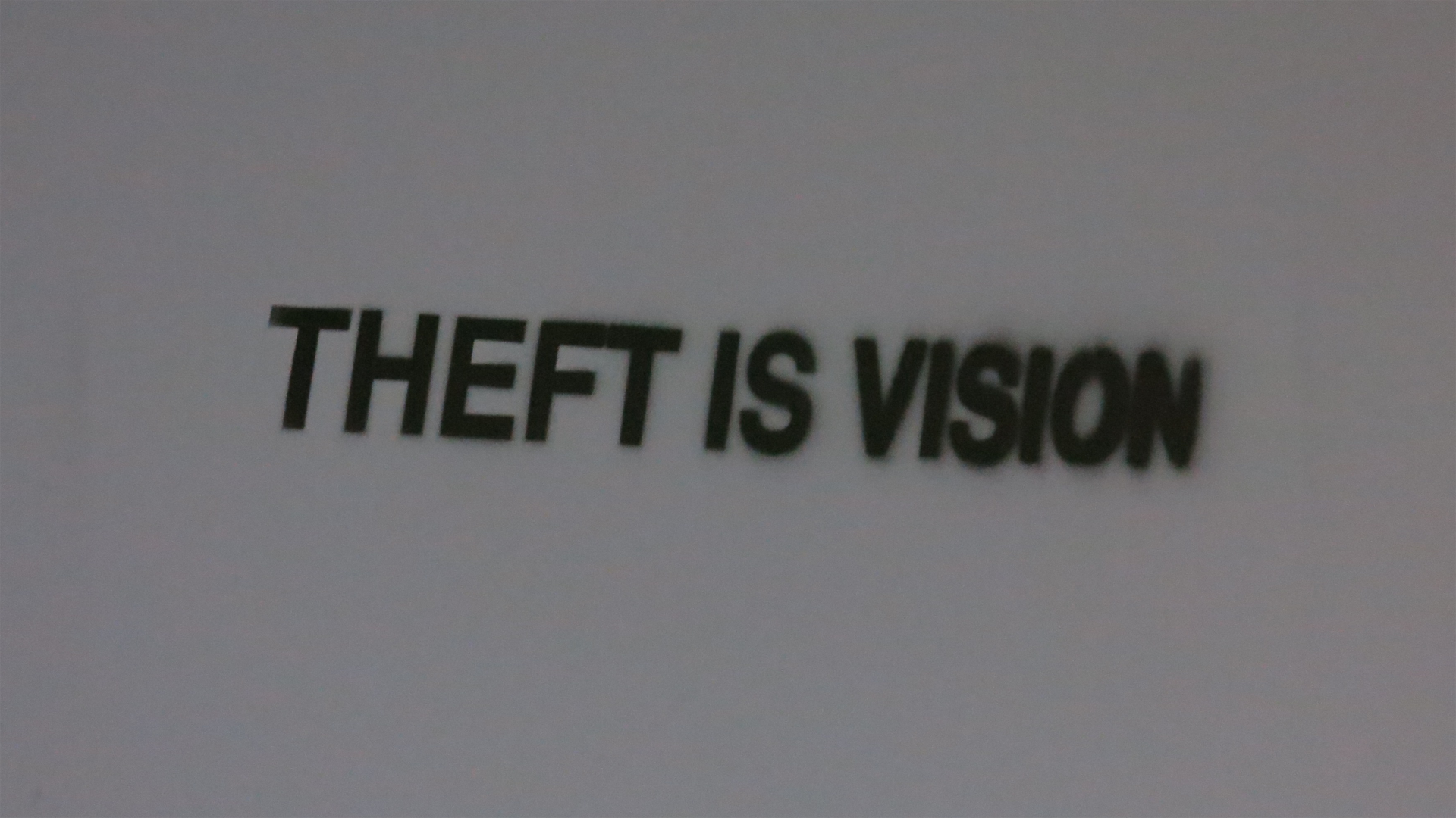 Matthias Wermke - Theft is Vision